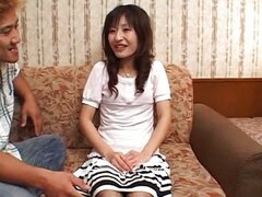 Hairy Asian Before Anal