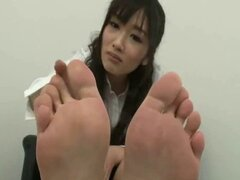 Japanese fucking stupid bitch makes a homemade video