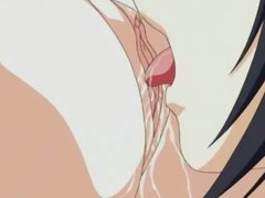 Hentai princess gets her tight pussy fucked by another woman
