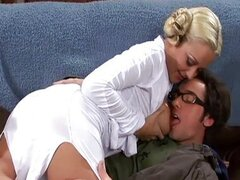 The Big Bang Theory XXX Parody