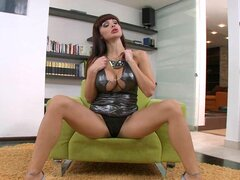 Seductive Aletta Ocean is super hot in this outfit