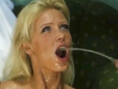 Golden Showerand Piss Swallowing Compilation