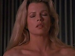 Smoking Hot Blonde Kim Basinger Totally Naked