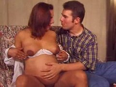 Pregnant Hairy Mom 1