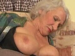 Old Granny Norma Still Fucking