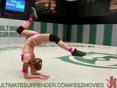 Sexual Wrestling Babes