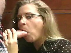 Hot wife giving head in amateur videos