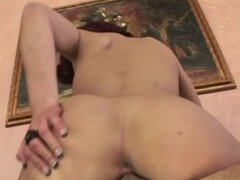 She Fucked Hard And Got A Creampie