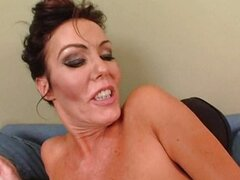 PREGNANT MILF LOVES BLACK DICK!