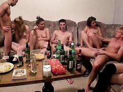 Hot college fucking with Czech chicks 6/Kristene, Dana, Janet, Sonja. Part 3