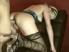 Pussy and anal pound homemade movie