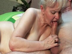 Young man and Mature Mom.1