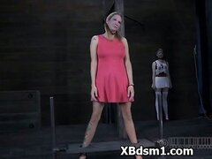 Bondage Woman Erotic Extreme Punishment