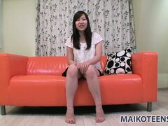 Satsuki a hot Asian girl with amazing tits...