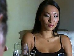 Big Cock Bangs the Slutty Asian Wife Asa Akira...