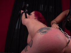 Jasmine Black and Paige Delight in the femdom scene
