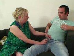 Mother in law desires dick