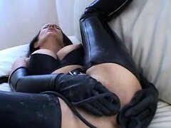Hot Erotic Seductive Fetish Latex Roleplay