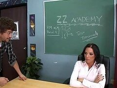 Wild Hardcore Sex In Parent Teacher Conference with Ms Juelz Ventura