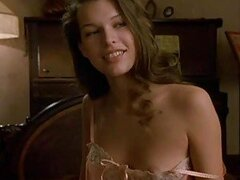 Exquisite Milla Jovovich Takes It All Off For Some Hot Action