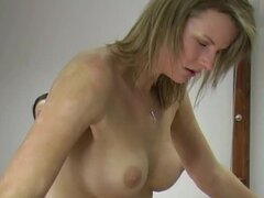 See her pain during a whipping