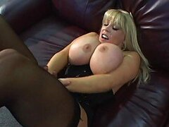 Kinky Mature With Massive Tits Gets Nailed