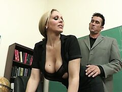 Julia Ann new teacher...