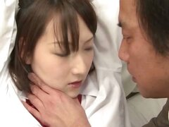 Shiori Utas teacher and tutor stop by to give her extra lessons in sexual intercourse.