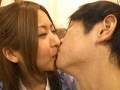 Teenage Asian students get horny...