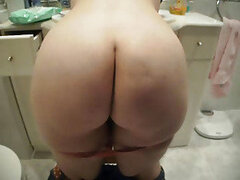 Homemade video - great ass of my wife