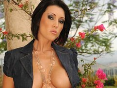 In the garden with Dylan Ryder