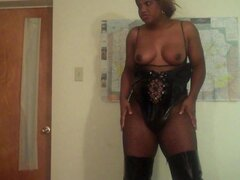 Shemale Transsexual Domination and degrading and destroying your man hood