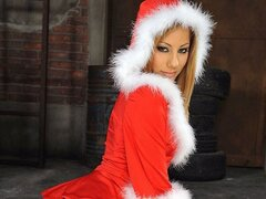 Dear Santa I want a breathtakingly beautiful model like this one for Christmas!