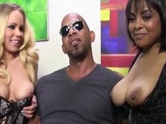 Britney Young makes her Cuckold watch