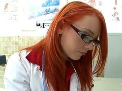 Special Treatment For The Nerdy Redhead Doctor Dani Jensen