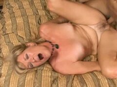 Bbw mature blonde slut Tina Tosh gets her beauty injection.