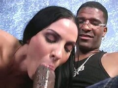 Big black dick for Mia East...