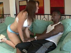 Teen Loves Black Cock