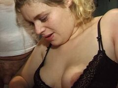 FRENCH OLD MAN AND TEEN 5 blonde in threesome