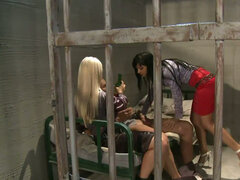 Part 2. Angel Pink and Jessica More are cellmates in a local prison.