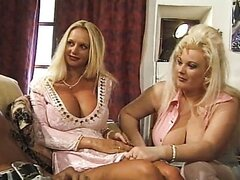 Big Titties Of Europe Scene 01/Tanya Hyde, Kristen Churcher