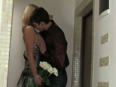 Mature europena blonde gets nailed