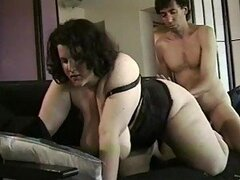 BBW with Thick Ass gets Fucked