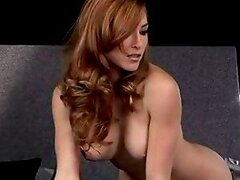 Sexy redhead cutie Jessica Lorin has a hot photosession