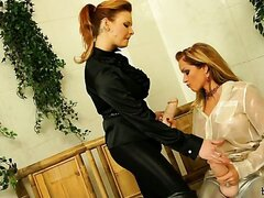 TONS OF CUM STRAP-ON VIOLATION / TARRA WHITE, STACY SILVER, SAMANTHA JOLIE
