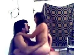 Cute Mexican chick sucks...