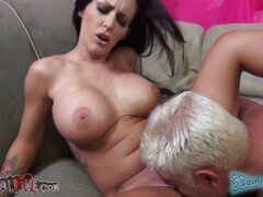 Jenna Presley's tight pussy squirting