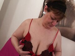 1982756 naughty big bottom mama playing alone