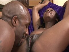 Extreme hardcore big black ass ebony fuck