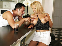 Today we have smoking hott Amanda and Christin over the apartment with the boys. These two look like they need a good fucking and Tony and Renato are more than willing to do them the favor. It doesnt take long before these gorgeous babes are being rammed